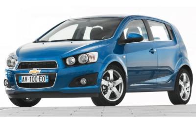 Trip Cars - Chevrolet Aveo