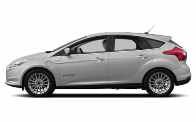 Trip Cars - Ford Focus Automatic