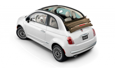 Trip Cars - Fiat 500 (convertible)