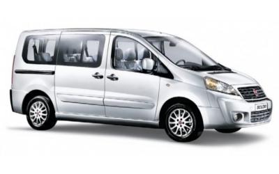 Trip Cars - Fiat Scudo (9 seater)