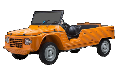 Trip Cars - Citroen Mehari