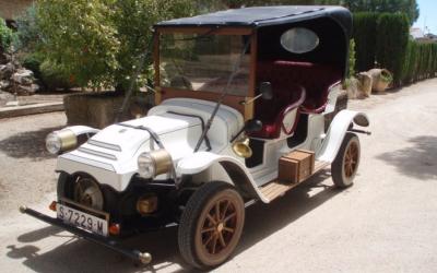 Trip Cars - Citroen Condesa