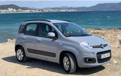 Trip Cars - Fiat Panda