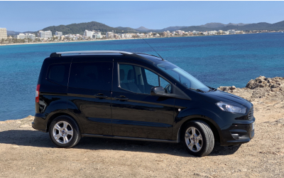 Trip Cars - Ford Tourneo