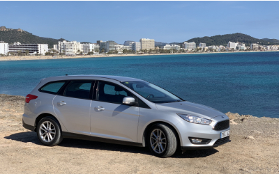 Trip Cars - Ford Focus SW or similar