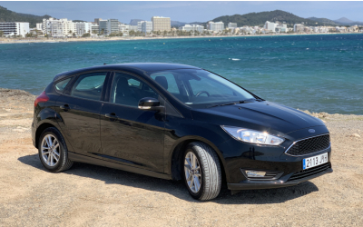 Trip Cars - Ford Focus Automatico