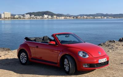 Trip Cars - Volkswagen Beetle (convertible)