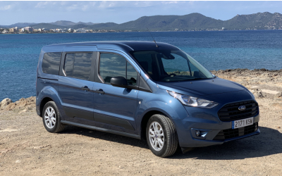Trip Cars - Categoria M ( Nissan NV200 / Transit)